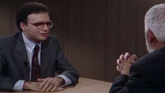 Agostinho da Silva entrevistado por Joaquim Vieira