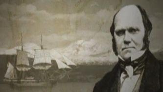 A viagem pela vida de Charles Darwin