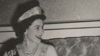 Uma rainha visita o Estado Novo