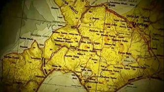 Nos mapas de Paul Theroux