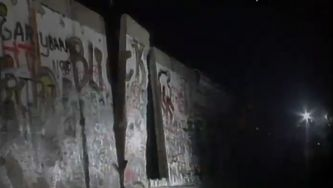 O muro que dividia Berlim e o mundo