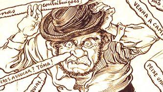 Desenho humorístico na primeira República