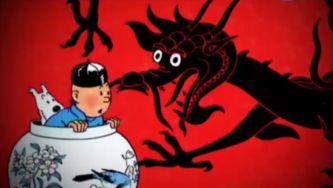 Tintim, herói intemporal de Hergé