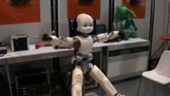 Campeões mundiais de robótica