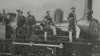História dos comboios em Portugal