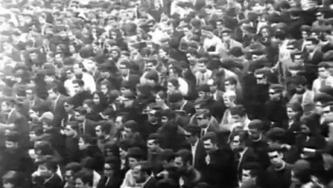 A crise académica de 1969