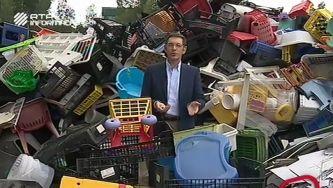 Sabia que ? - Reciclagem de Plasticos