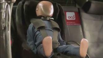 """Como utilizar a """"cadeirinha"""" no automóvel"""