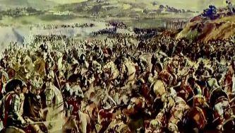 A batalha de Montes Claros
