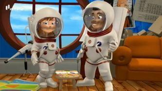 Os fatos espaciais dos astronautas
