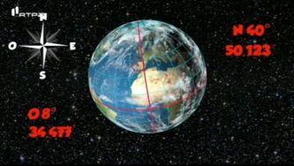 O que são latitude e longitude ?