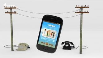 Queres saber como funciona um telemóvel?