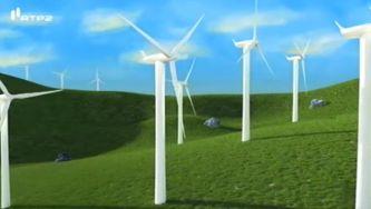 Vento é fonte de energia renovável