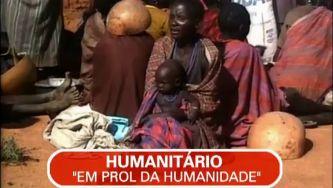 A tragédia é humana ou humanitária?
