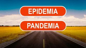 Quando a epidemia vira pandemia