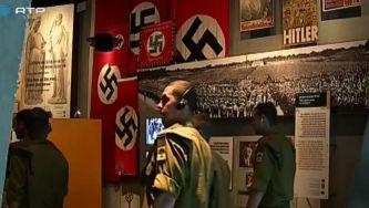 "Museu do Holocausto ""Yad Vashem"" em Israel"