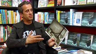 José Luís Peixoto também escreve livros infantis