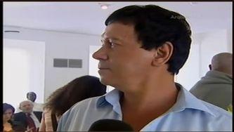 Arménio Vieira, conde da sátira crioula
