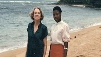 Conceição Lima, poetisa e jornalista de São Tomé
