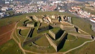 """À conquista da fortaleza de Elvas, antiga """"chave do reino"""""""