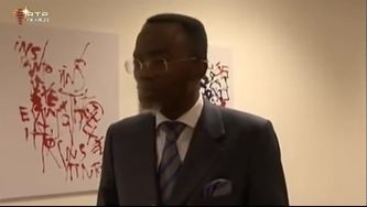 Luís Kandjimbo, defensor da cultura de Angola