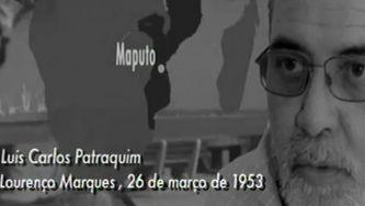 Luís Carlos Patraquim, jornalista e poeta