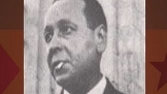 Francisco Tenreiro, expressão da negritude
