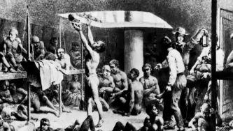 Escravos e escravatura em Portugal
