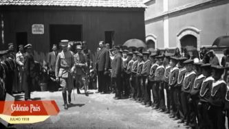 Gripe pneumónica, a pandemia de 1918-1919