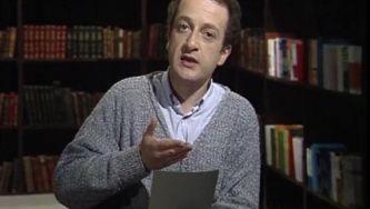 Mário Viegas diz Eugénio de Andrade em Palavras Ditas