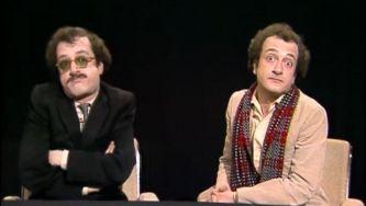 Mário Viegas diz humor com amor em Palavras Ditas