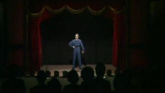 Mário Viegas dedica Palavras Ditas ao Teatro