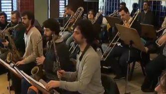 Aprender Jazz na Escola Secundária Augusto Gomes