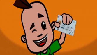 Histórias do Lucas - O cartão de cidadão