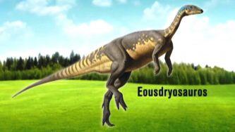 O Eousdryosauros, um dinossauro herbívoro português