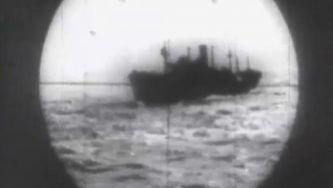 U-1277, um submarino alemão afundado em Matosinhos