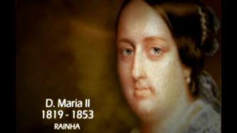 D. Maria II, a educadora