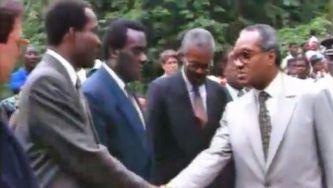 São Tomé e Príncipe após a independência