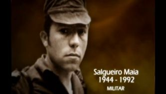 Salgueiro Maia, capitão sem medo