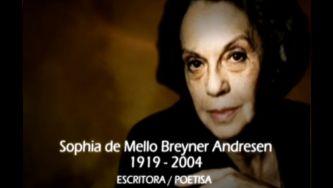 Sophia de Mello Breyner Andresen, poeta maior