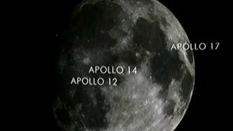 NASA reencontra vestígios das missões Apolo