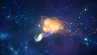 A energia negra que acelera a expansão do Universo