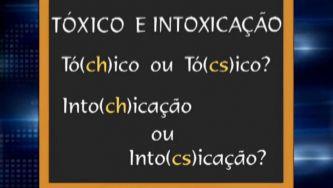 """O """"x"""" de tóxico e intoxicação"""