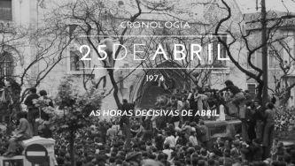 As horas decisivas de abril