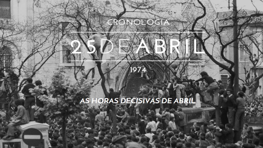 As horas decisivas de abril