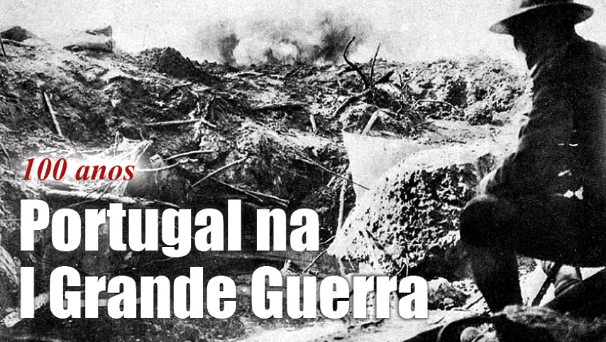 Portugal na I Grande Guerra