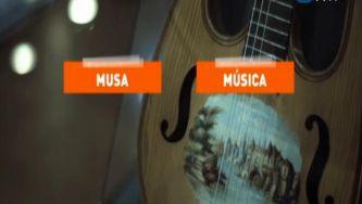 A musa da música