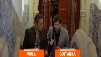 Viola e guitarra são diferentes e os músicos também