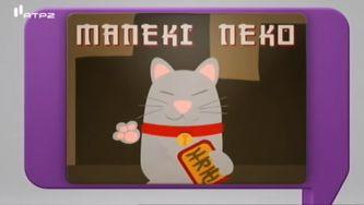 Maneki Neko, o gato da sorte