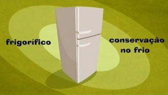 O frigorífico e outras formas de conservação